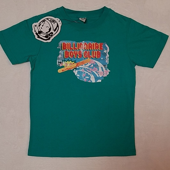 Kids 7Y/8Y Billionaire Boys Club t-shirt